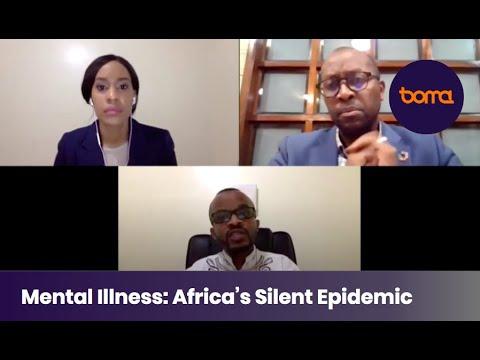 Mental Illness: Africa's Silent Epidemic | Boma Kenya | Mental Health \u0026 Remote Health Virtual Summit