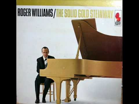 Roger Williams, 1964: The Solid Gold Steinway - Part 1