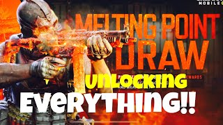 New Mace: Melting Point draw   Call of Duty Mobile