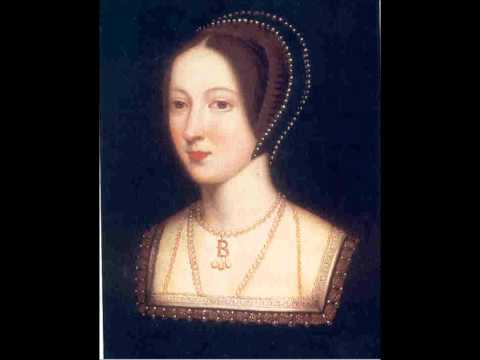 Queen Anne Boleyn, Queen Consort of Henry VIII 1533-1536