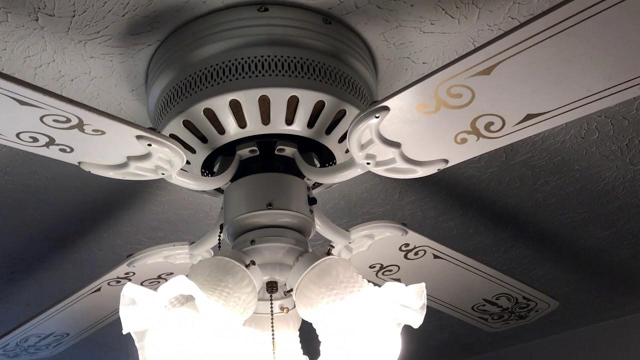 52 Winnower Monarch Hugger Ceiling Fan