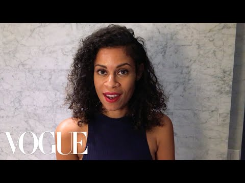 Aluna Francis of AlunaGeorge Breaks Down Her Beauty Routine | Vogue
