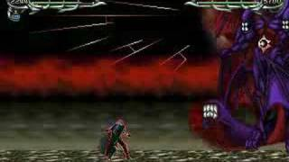 Serio's Castlevania Fighter: Alucard Arcade Run (Nightmare, Part 2/2)
