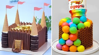 Awesome Homemade Cake Decorating Tutorials For Everyone | So Yummy Cake Recipes | Teeny Cakes
