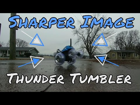 Sharper Image Thunder Tumbler Review