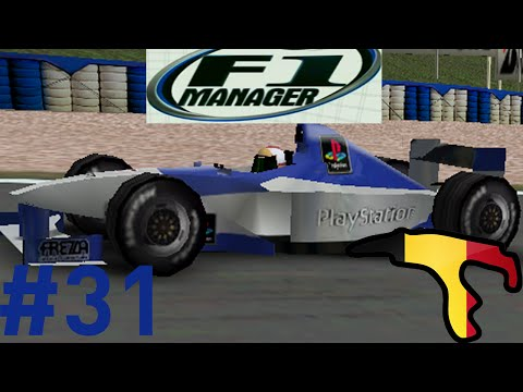 F1 Manager: Minardi Manager Career - Part 31 - Belgium