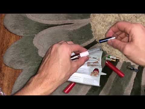 Триммер бритва машинка для бровей женский