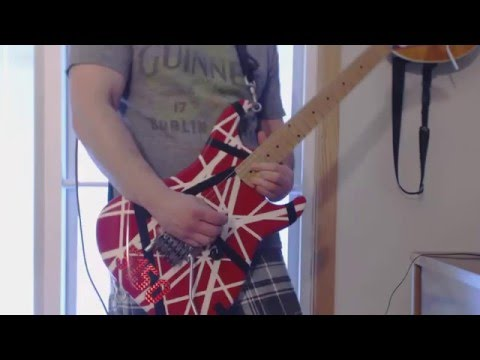 Van Halen - Black and Blue Cover