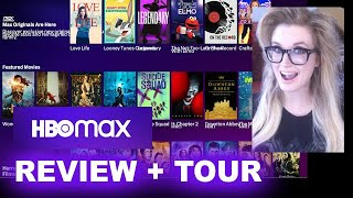 HBO Max REVIEW, BREAKDOWN & TOUR