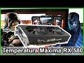 Teste de Temperatura RX 580 Pulse Da Sapphire