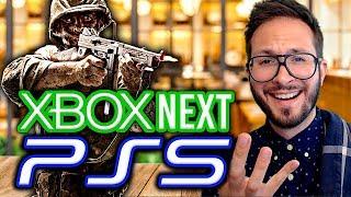 Des soucis sur Call of Duty, PS5 et Xbox Scarlett le boss de Take 2 en parle, PlayDead le retour...