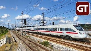 Thumbnail für Bahnsprechende Erkenntnisse - GT on ICE - Klassenfahrt nach Hamburg