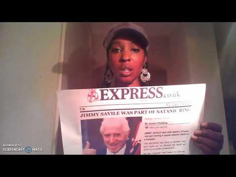 #NOMOREABUSEUK - A THANK YOU TO BRIAN HARVEY MESSAGE FOR EXPOSING EVILS IN MAINSTREAM MEDIA
