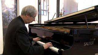 Beethoven Sonate No.31 Op. 110 As-Dur  W.Nänni,piano (Herzl. Dank an Achim Franz)