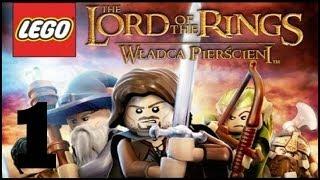 Zagrajmy w LEGO Władca Pierścieni odc.1 Początek epickiej przygody