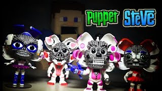 Five Nights at Freddy's Funko Pop Exclusive Jumpscare Comic Con FnaF Figures Sister Location