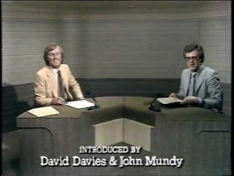 BBC TV Studio N last transmission - Sports NorthWest - Saturday 16th May 1981