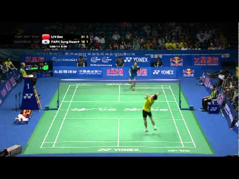 LIN DAN - MASTER OF SHUTTLE