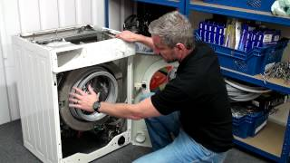 How To Replace A Washing Machine Door Seal