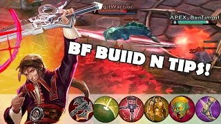 Black Feather Good Build & Tips! | Vainglory Lane Gameplay [Update 1.12]