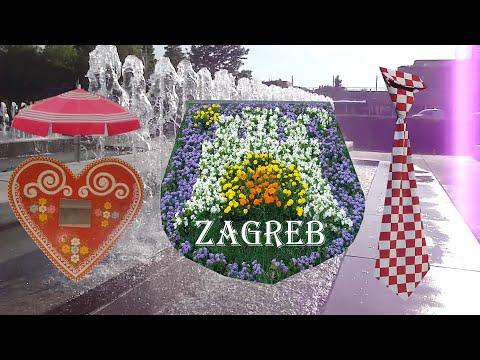 Zagreb - The Wonderful City - Capital City of Croatia