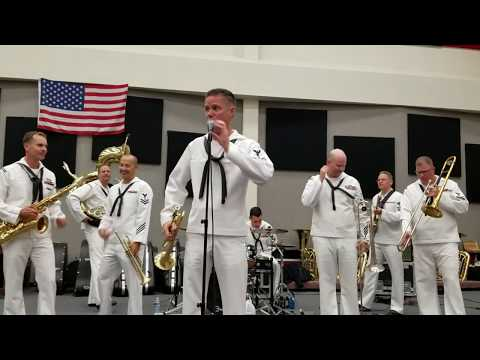 """Despacito"" - by The Navy Band of the Southwest"