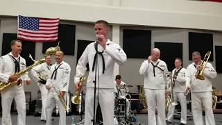 """""""Despacito"""" - by The Navy Band of the Southwest"""