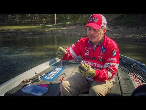 2 Tough Knots for Flipping, Pitching & Casting