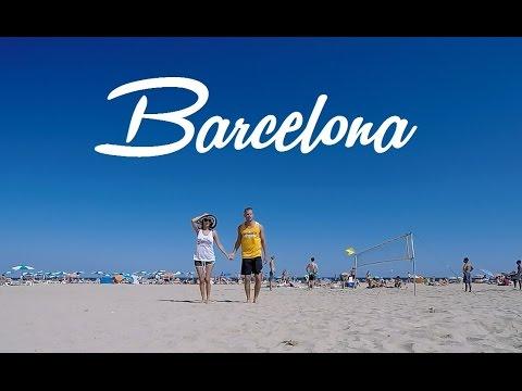 GoPro: Barcelona | Spain - City Trip | Summer Holiday 08/2015 HD || #08
