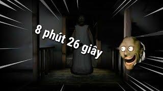 PHÁ ĐẢO GRANNY TRONG 8 PHÚT VERSION 1.5| Full Gameplay