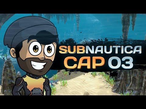 CONSTRUYO EL SEAMOTH !! | Subnautica #3 (Temporada Final)