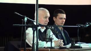 Зазнобин В.М. 21.12.15 Главная проблема современного мира ч.2