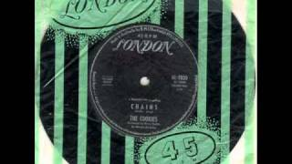 The Cookies - Chains (1962)