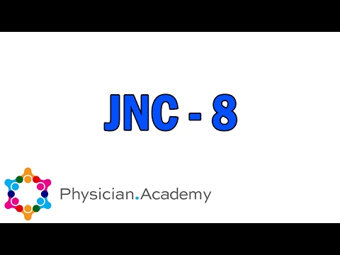 Physiciany- Hypertension:JNC 8 Guidelines