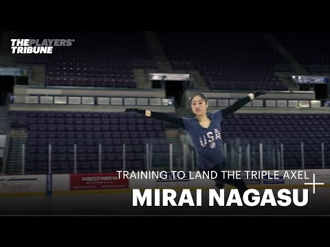Training to Land the Triple Axel | Mirai Nagasu | US Figure Skating