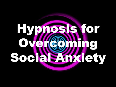 Hypnosis for Overcoming Social Anxiety