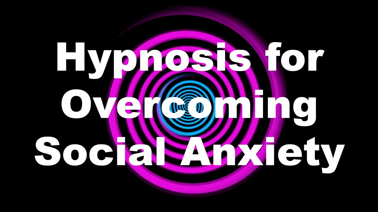can hypnotherapy help with social anxiety