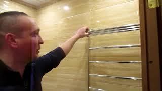 Подяку замовника за ремонт ванної та туалету, р. Електросталь, Денремстрой