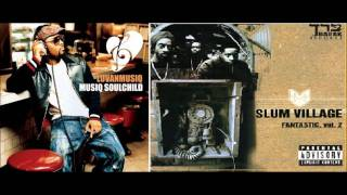 Slum Village go Ladies & Musiq Soulchild Make you happy versão Danilo dos Anjos