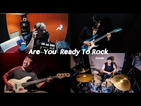 Are You Ready To Rock (Cover) The Sun  - May Patcharapong (Sound Gear Band) Ft. BooTs Finaln Chapter