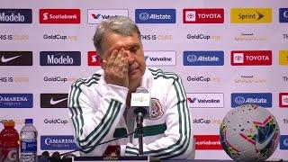 Conferencia de Prensa: Gerardo Martino - Mexico 1 (5) - Costa Rica 1 (4) - Gold Cup 2019