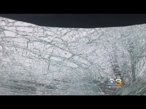 Philadelphians Dodging Falling Ice From Skyscrapers After Winter Storm