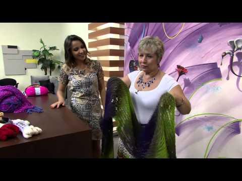Mulher.com 17/03/2014 Vitória Quintal - Gravata soraia simm Parte 1/2