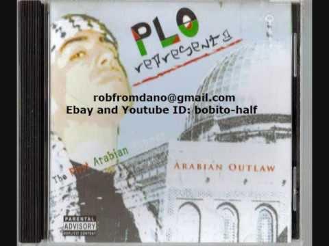 Arabian Outlaw - PLO Representa CD