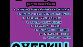 DJ Manny - Chase