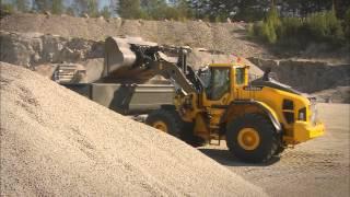 L150H L220H Wheel Loader - Volvo Construction Equipment