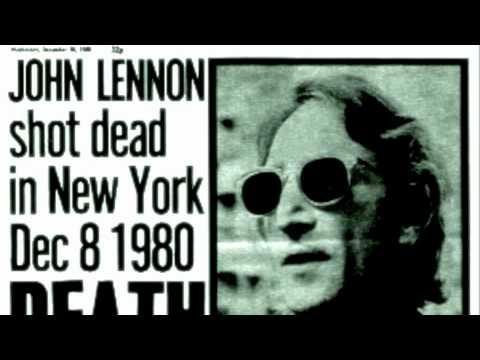 The Assassination Of John Lennon: By Sergio Ramirez