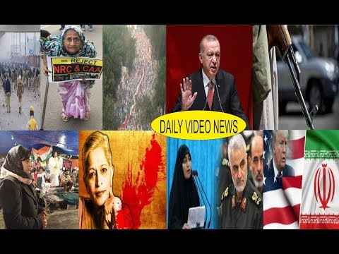 10-01-2020 Daily Latest Video News #Turky #Saudiarabia #india #pakistan #Iran#America