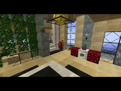 tuto minecraft id es de d coration et d 39 am nagement de. Black Bedroom Furniture Sets. Home Design Ideas