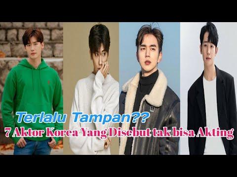 Terlalu Tampan!!! 7 Aktor Ganteng Korea Yang pernah ...